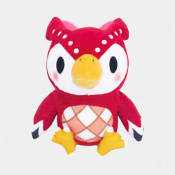 Plush Celeste S Red  Animal Crossing  ALL STAR COLLECTION