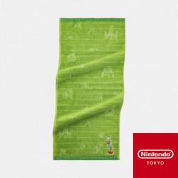 Serviette Visage Luigi Super Mario Family Life