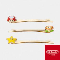 Hairpins Set Super Mario