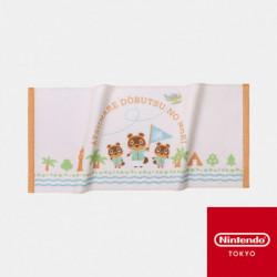 Serviette Visage Animal Crossing New Horizons