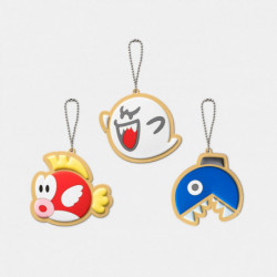 Keychains Set B Super Mario Home and Party