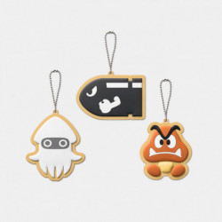 Keychains Set A Super Mario Home and Party