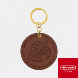 Keychain Leaf Animal Crossing New Horizons