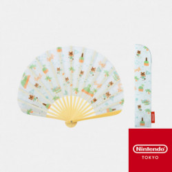 Folding Fan Animal Crossing New Horizons