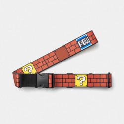 Suitcase Belt Block Super Mario Travel