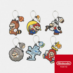 Keychain Power Up Collection Vol.02 Super Mario
