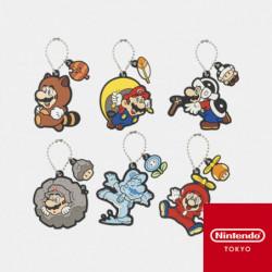 Porte-clés Power Up Collection Vol.02 Super Mario