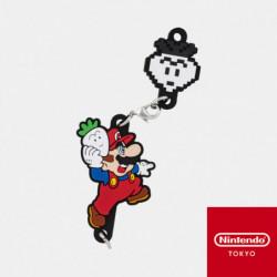 Keychain Super Mario USA