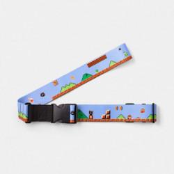Suitcase Belt Ground Course Super Mario Travel