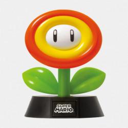 Figure Fire Flower Super Mario Character Light