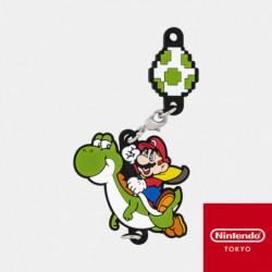 Keychain Super Mario World