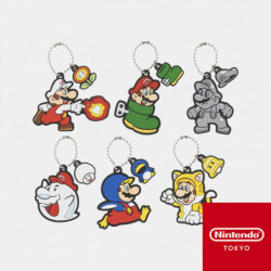Keychain Power Up Collection Vol.01 Super Mario