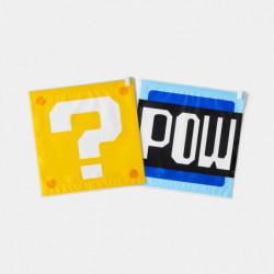 Sac Compression Vêtement Hatena block POW block Super Mario Travel