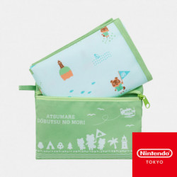 Leisure Sheet Storage Pouch Animal Crossing New Horizons