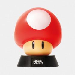 Figurine Super Champignon Super Mario Character Light