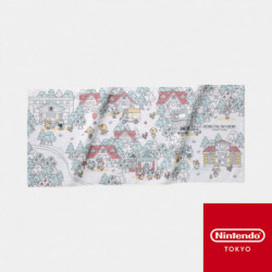 Serviette Visage Animal Crossing