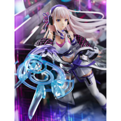 Figurine Emilia Neon City Ver. Re ZERO Starting Life in Another World