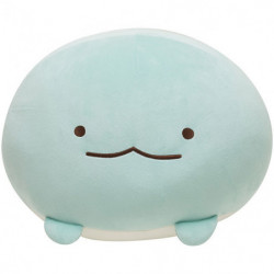 Plush Cushion Super Mochi Mochi Daifuku Tokage S Sumikko Gurashi