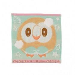 Hand Towel OTEIRE Please Rowlet japan plush