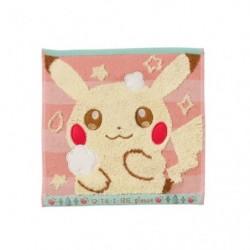 Hand Towel OTEIRE Please Pikachu japan plush
