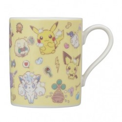 Mug Cup OTEIRE Please japan plush