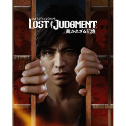 Game Lost Judgement PS4