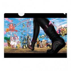 Pochette Transparente 5th Anniversary Pokémon GO