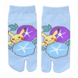 Chaussettes Deux Doigts Pikachu To Asagao Pokémon Harunatsu Akifuyu