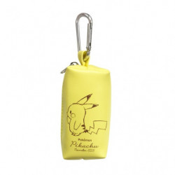 Pouch Fuku Roll Profile Pikachu number025