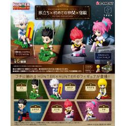 Figurines Hajimete no Nakama x Shukuteki HUNTER×HUNTER Box