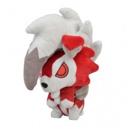 Plush Doll Lycanroc Midnight Form japan plush