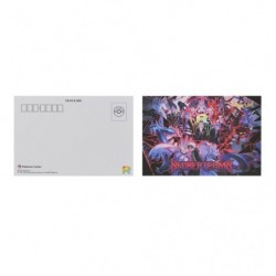 Postcard SECRET TEAMS RR japan plush