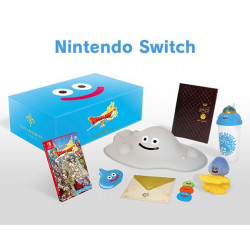 Game Dragon Quest X Heroes of The Sky Online Slime Adventure Set Switch