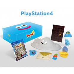 Game Dragon Quest X Heroes of The Sky Online Slime Adventure Set PS4