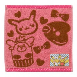 Hand Towel Pikachu s Sweet Treats japan plush