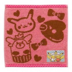 Serviette de Mains Pikachu s Sweet Treats japan plush