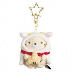 Plush Keychain Neko Capricornus Zodiac Sumikko Gurashi