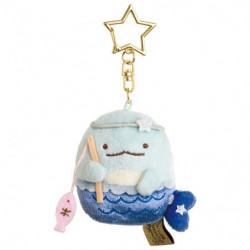 Plush Keychain Tokage Pisces Zodiac Sumikko Gurashi