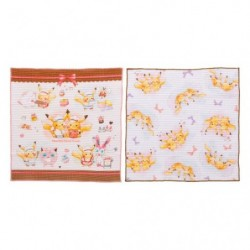 Towel Set Pikachu s Sweet Treats japan plush