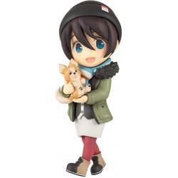 Figurine Mini Ena Saito Season 2 Ver. laid Back Camp