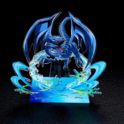 Support Acrylique Dragon Blanc aux Yeux Bleus Yu-Gi-Oh! Dramatic Acrylic Dimension