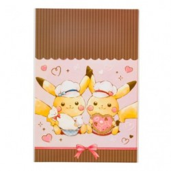 Mini Paper Gift Pikachu s Sweet Treats japan plush