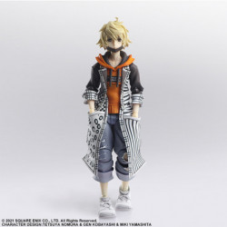 Figurine Rindo Kanade NEO The World Ends with You BRING ARTS