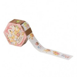 Sticker Box Pikachu s Sweet Treats japan plush