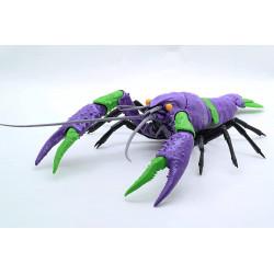 Figure Unit 1 American Crayfish Evangelion Edition No.241 Plastic Model