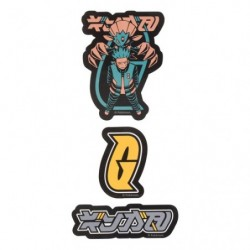 Stickers SECRET TEAMS Galactic japan plush