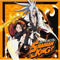 Card Fight Vanguard over Dress Title Booster Box Vol.01 SHAMAN KING VG-D-TB03