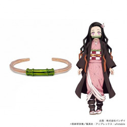 Bracelet Bamboo Bangle Kamado Nezuko S Kimetsu No Yaiba JAM HOME MADE