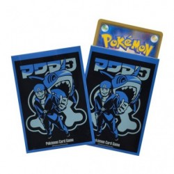 Card Sleeves SECRET TEAMS Aqua japan plush