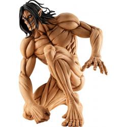 Figure Eren Yeager Titan Ver. Attack on Titan POP UP PARADE